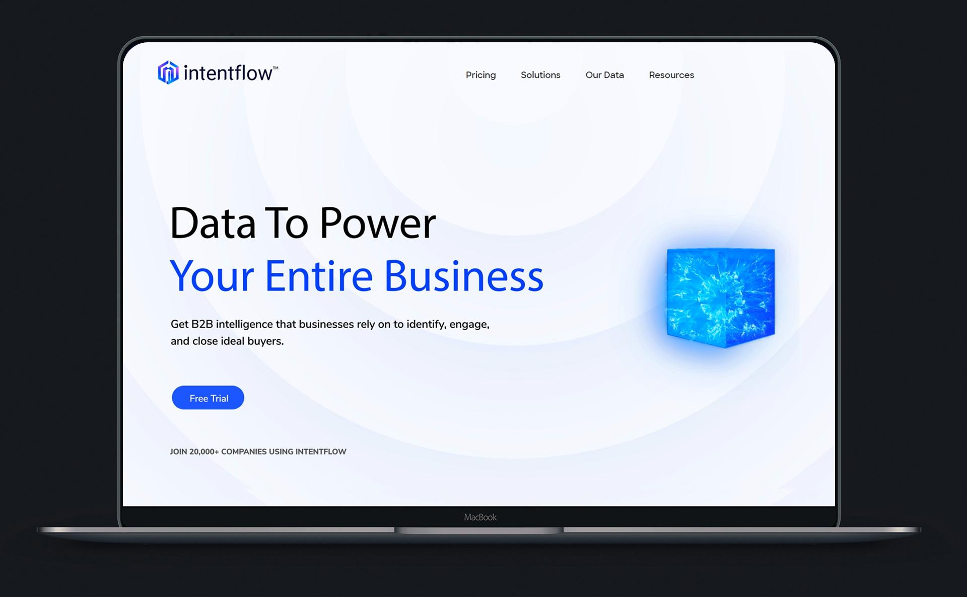 IntentFlow - Website